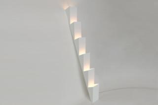 Steps Floor/ Wall Lamp  von  Atelier Areti