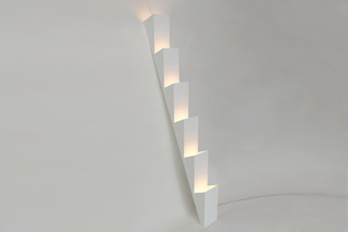 Steps Floor/ Wall Lamp  by  Atelier Areti