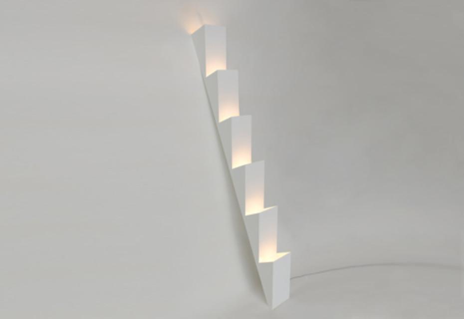 Steps Floor/ Wall Lamp