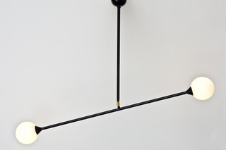 Two Spheres  by  Atelier Areti