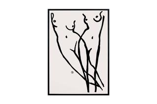 La Côte-Aux-Fées Siebdruck  von  Atelier Pfister