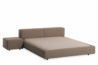 Riom bed  by  Atelier Pfister
