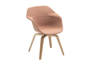 Wila upholstered  by  Atelier Pfister