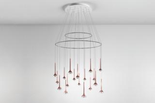 Fairy chandelier  by  Axolight