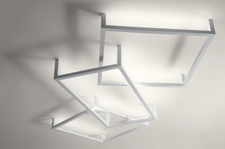 Framework ceiling/wall  by  Axolight