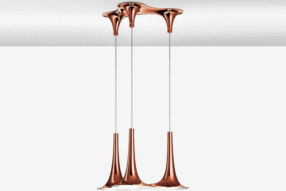 Nafir suspension 3 bronze