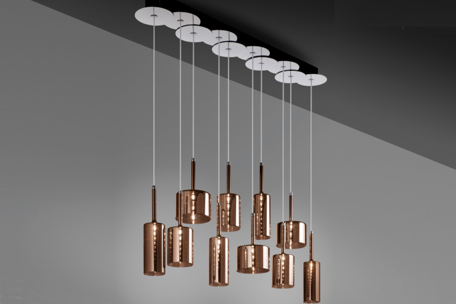 Spillray suspension 10 bronze