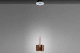 Spillray suspension big bronze  von  Axolight