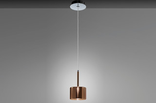 Spillray suspension big bronze  by  Axolight