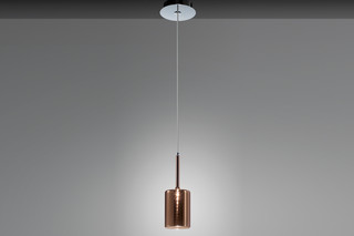 Spillray suspension medium bronze  by  Axolight