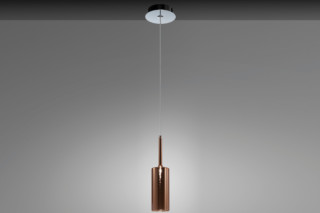 Spillray suspension small bronze  von  Axolight
