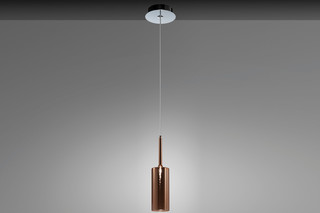 Spillray suspension small bronze  by  Axolight