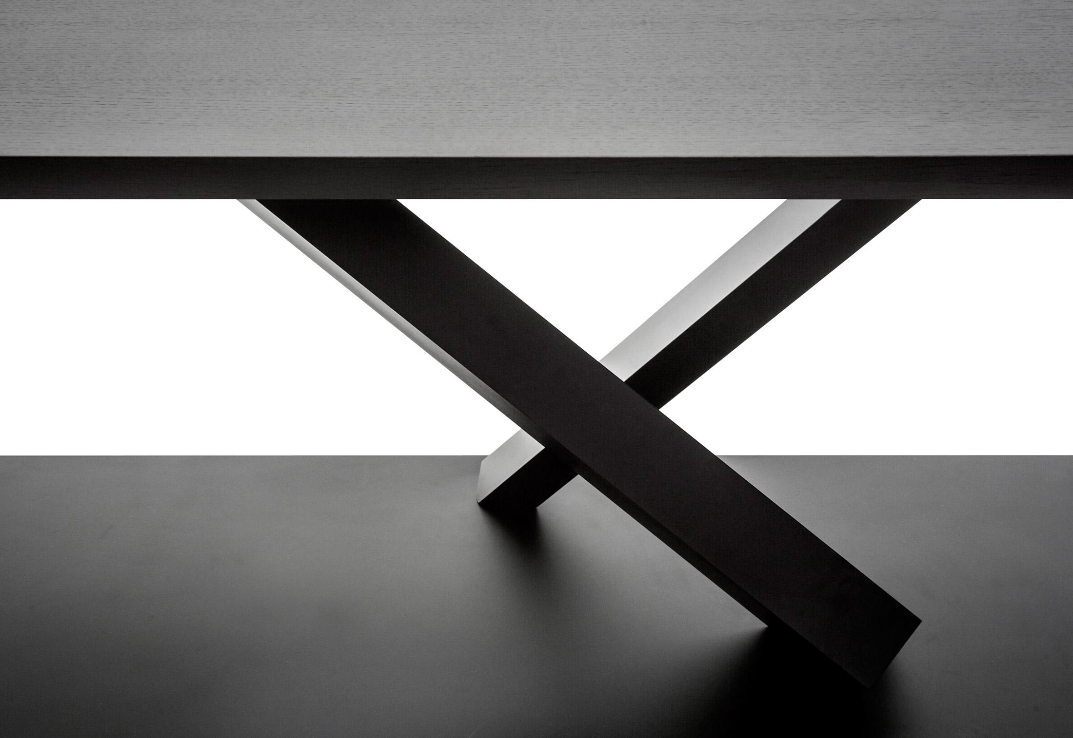 Element tisch 3m von desalto stylepark for Table 3m