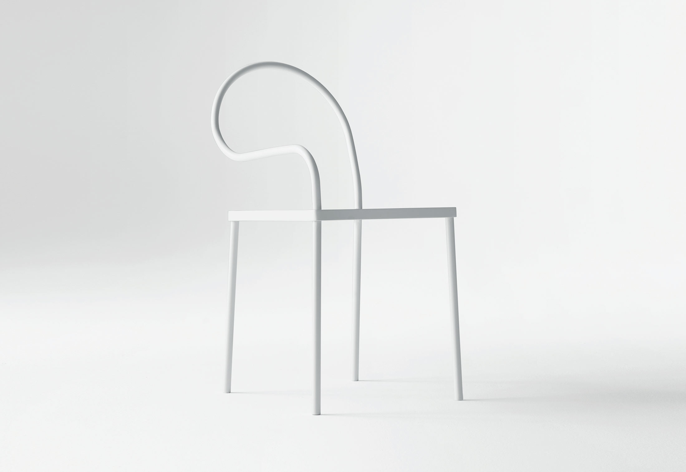 Softer Than Steel Chair By Desalto Stylepark