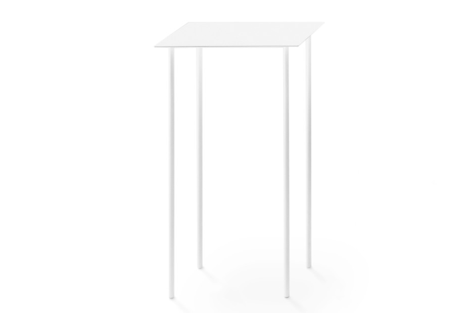 Softer than Steel side table 30x30