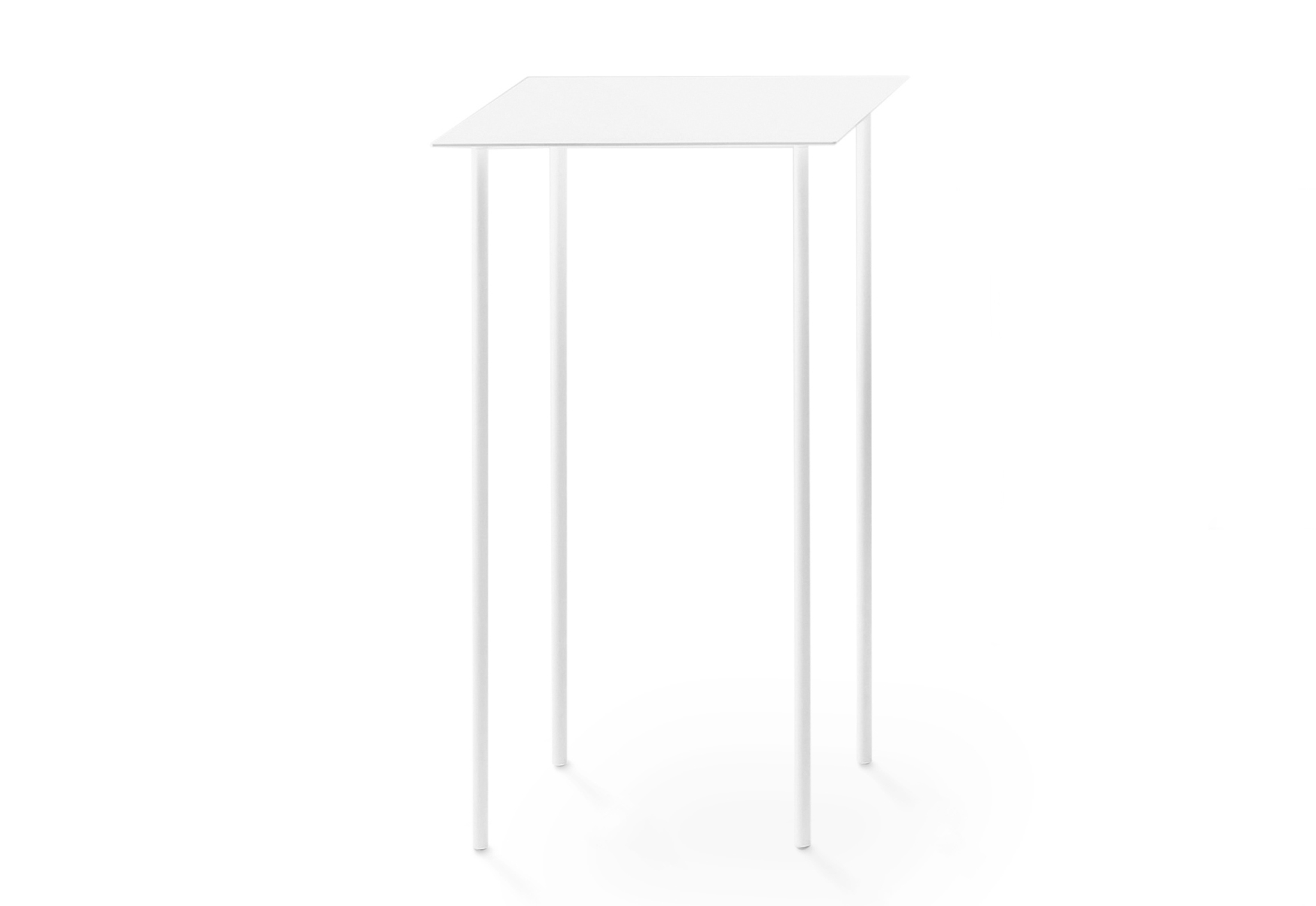 Softer Than Steel Side Table 30x30 By Desalto Stylepark