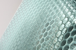 AIR-board® UV PC color green  von  Design Composite