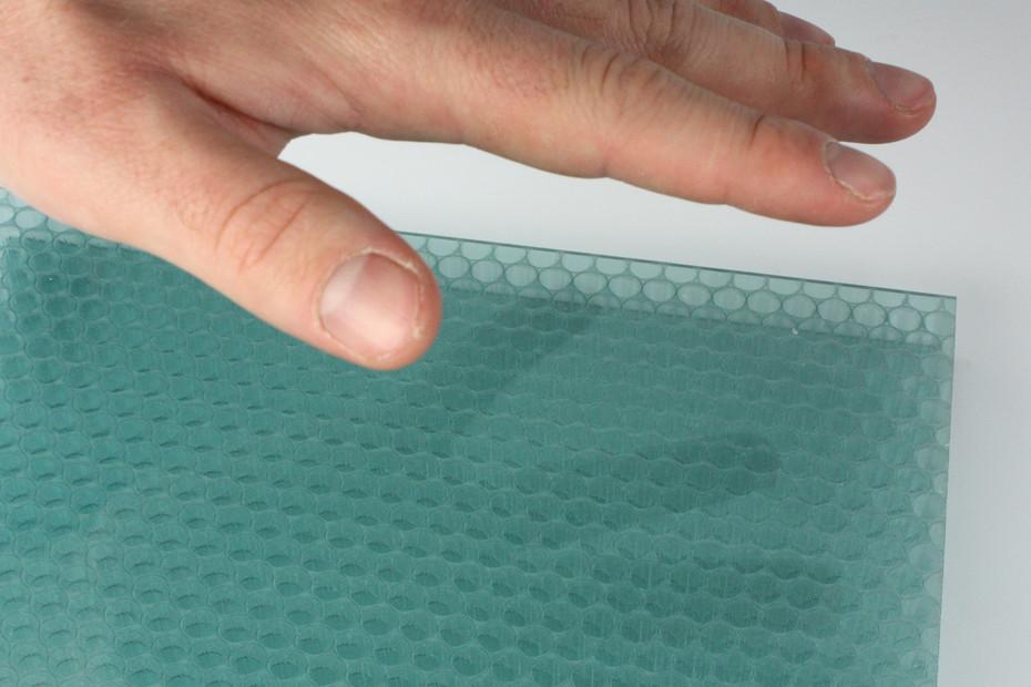 AIR-board® UV PC color green