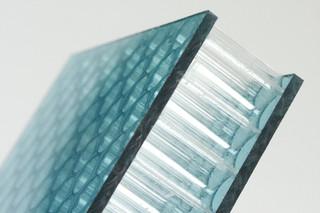 AIR-board® UV PC color light blue  von  Design Composite
