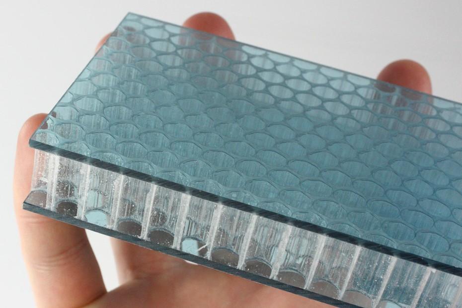 AIR-board® UV PC color light blue