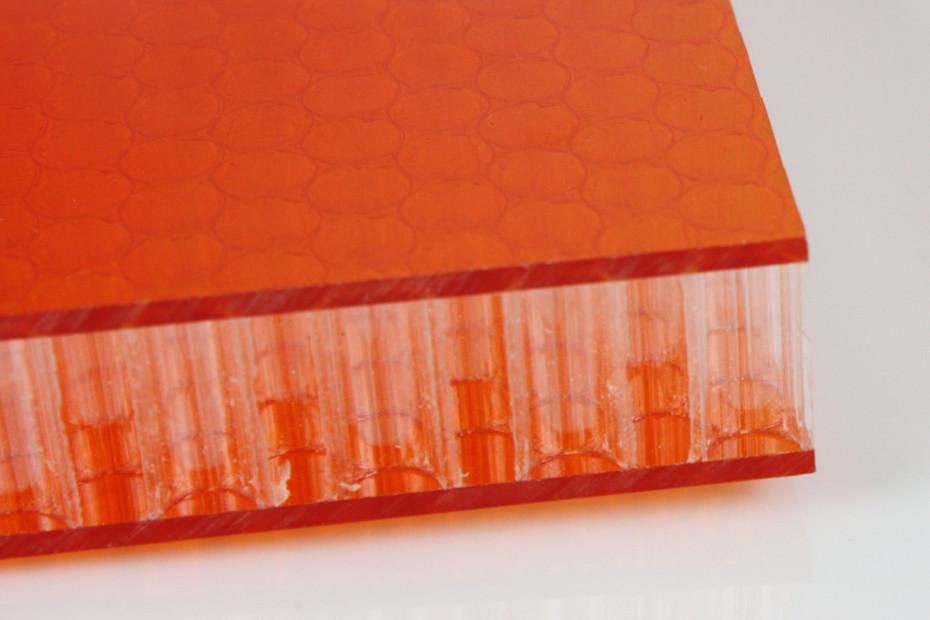 AIR-board® UV PC color orange