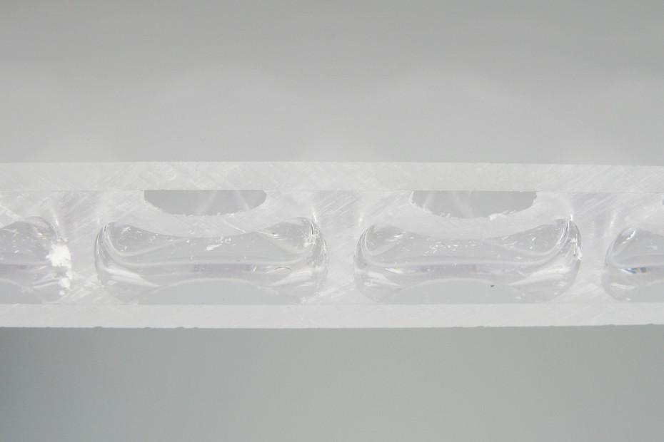 clear-PEP® UV satin opal