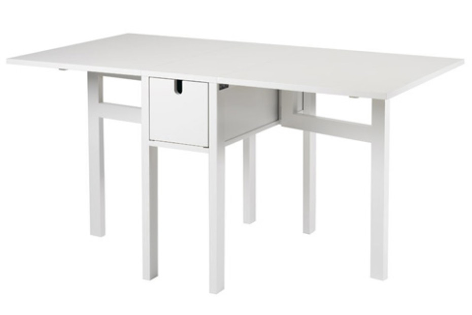 Wing drop leaf table