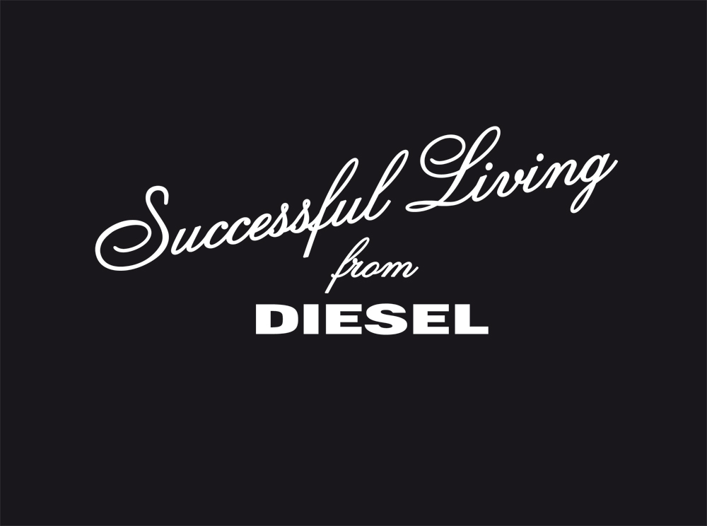 "diesel successful living The ""successful living from diesel"" collection is a co-operation of diesel with moroso (on furniture), foscarini (on lighting/lamps) and zucchi (on textiles."