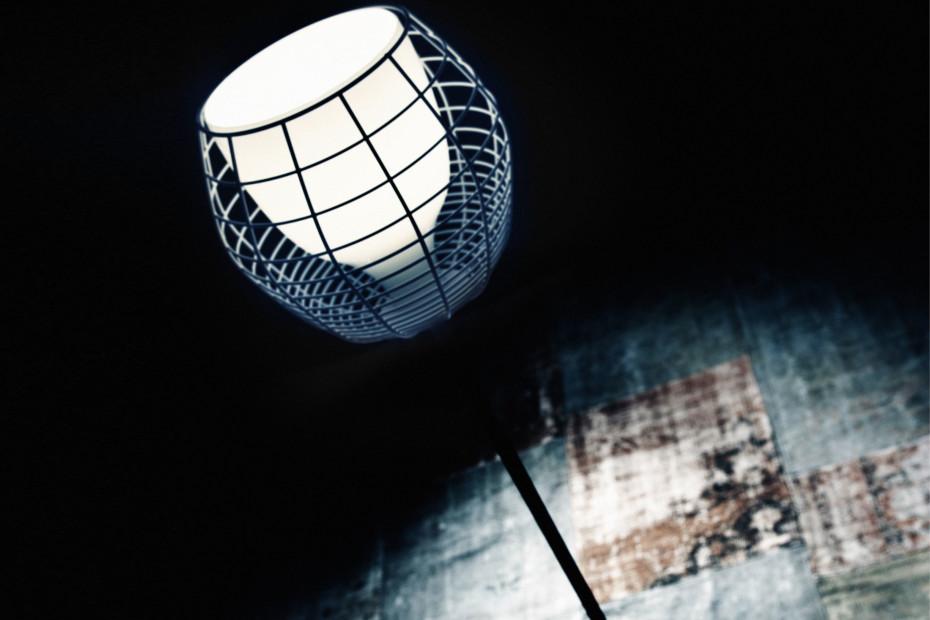 Cage Stehleuchte