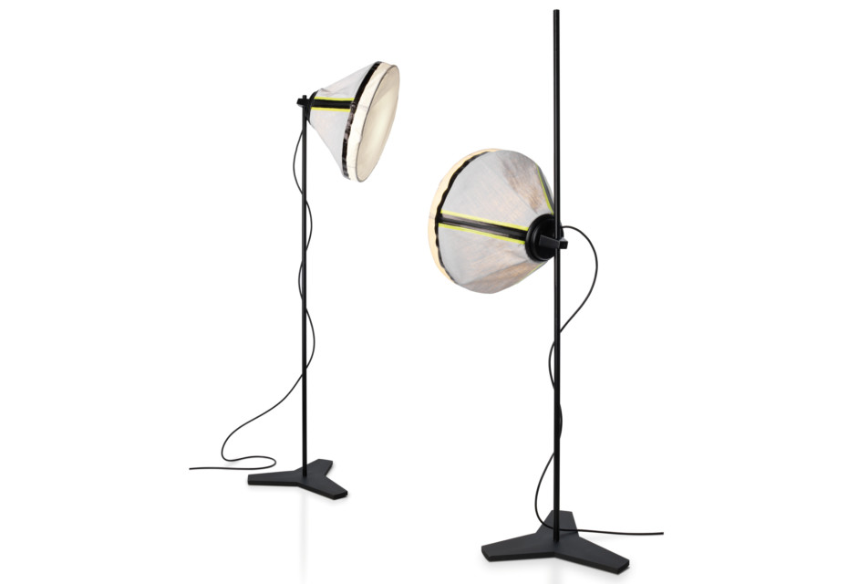 Drumbox standing lamp