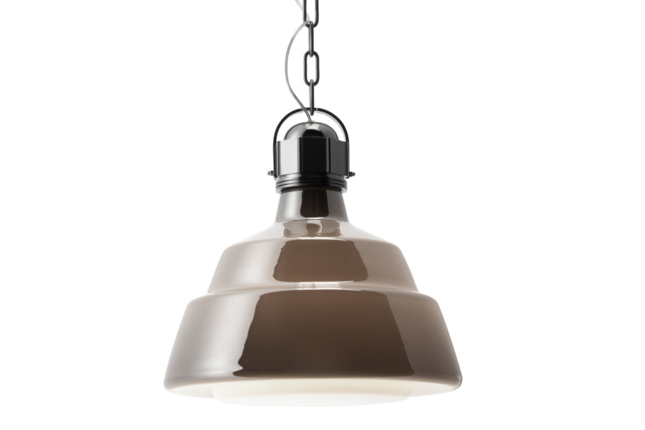 Glas suspension lamp big