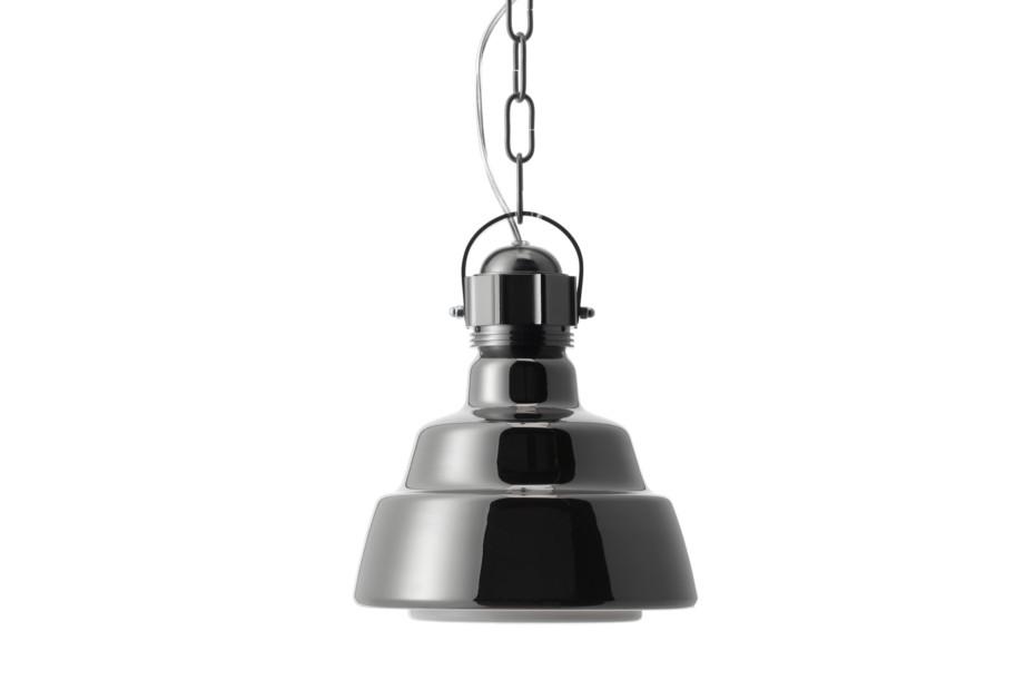 Glas suspension lamp small