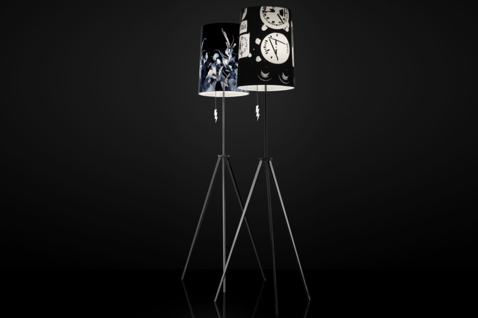 Graf floor lamp tecno