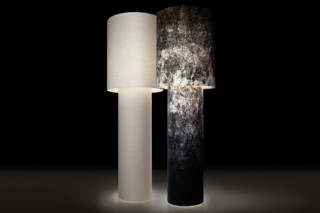 Pipe floor lamp 2  by  DIESEL Successful Living