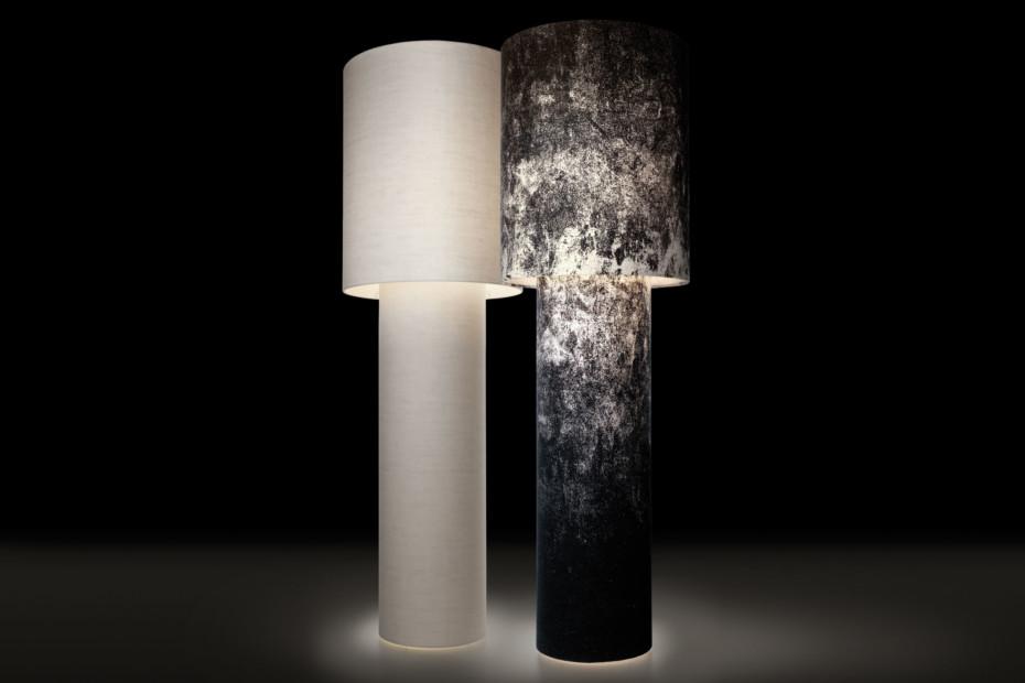 Pipe floor lamp 2