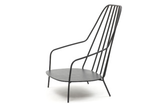 Paffuta Lounge Chair  von  Discipline