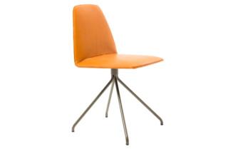Sila Chair cross base  by  Discipline