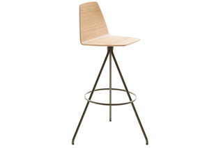 Sila Stool steel frame  by  Discipline