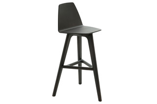 Sila Stool wood frame  by  Discipline