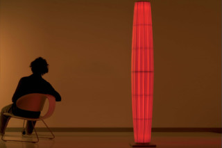 Colonne RVB/RGB H160 Floor lamp  by  dix heures dix