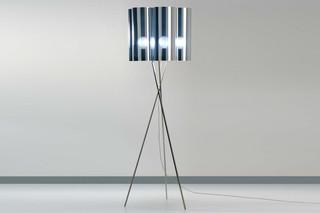 Tubes Floor lamp  by  dix heures dix