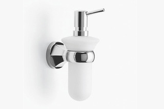 Accessoires Washing-up liquid dispenser, wall mounted  by  Dornbracht