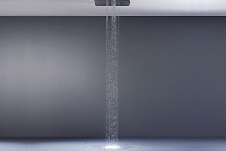 BigRain Overhead rain-shower spray system