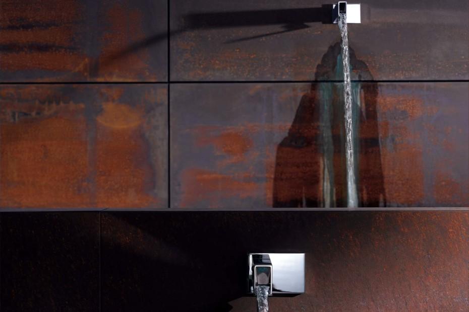 Elemental Spa ITA Waschtisch-Wand Einhandbatterie