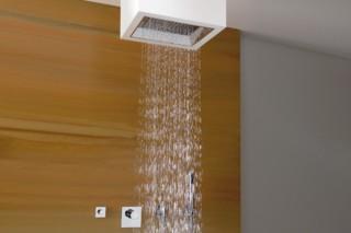 Elemental Spa SATI Shower to fix under the ceiling  by  Dornbracht
