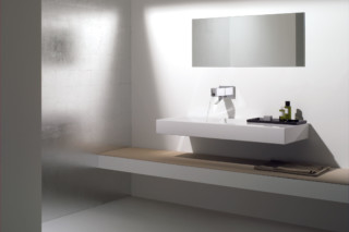 Elemental Spa Towel bar  by  Dornbracht