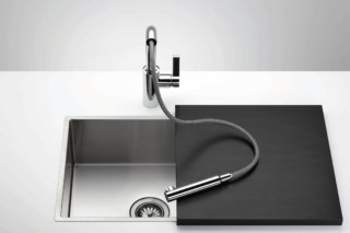 Elio single-lever mixer with retractable tip  by  Dornbracht