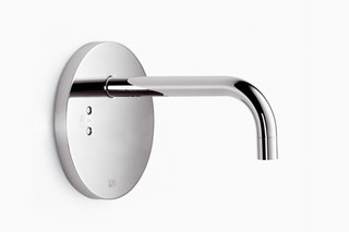eMote Wall-mounted infrared basin mixer without mixing button round  by  Dornbracht