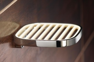 Gentle Soap tray  by  Dornbracht