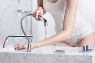 Hydrotherapie basin sherbet  by  Dornbracht